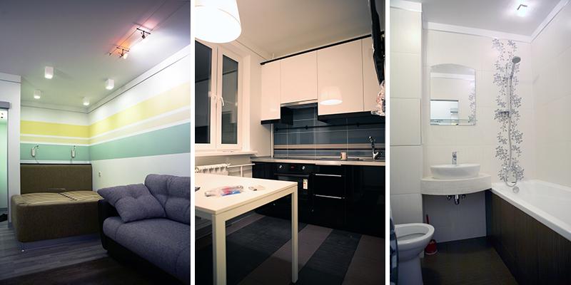E2-interiors portfolio ЖК Фили Град